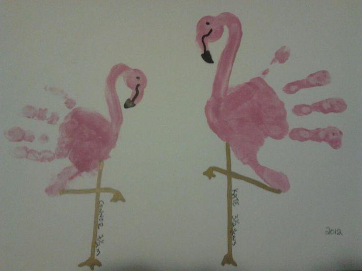 25 Geweldige Idee 235 N Over Flamingo Knutselen Op Pinterest