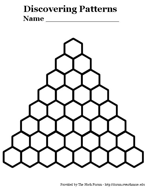 Honeycomb for self-illustration of things that are valued
