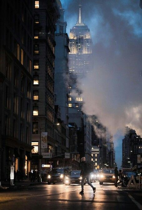 Empire State Building. New York City.