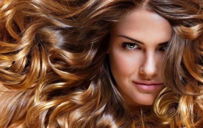 Colore capelli | effetto sfumato, castano cioccolato, castano caramello e biondo miele