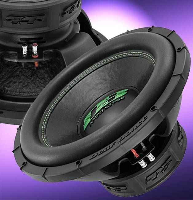 Apocalypse DB-SA2715D2 subwoofer | CAR AUDIO | Car audio