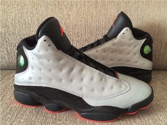 2014 New Air Jordan 13 3m Reflective For Sale Full Size http://www.theblueretros.com