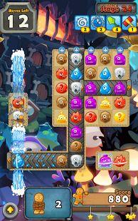 MonsterBusters: Match 3 Puzzle- hình thu nhỏ ảnh chụp màn hình