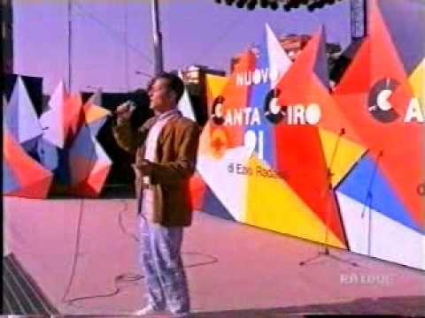 William Povia  con rabbia VITERBO 30:06:1991 (+playlist)
