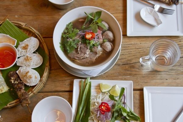In this small Vietnamese restaurant you can eat the best pho in town. The food is like the food in Vietnam: colourful, good and not expensive. #vietnamese #food #restaurant #rotterdam #city #cityguide #thisisnhow