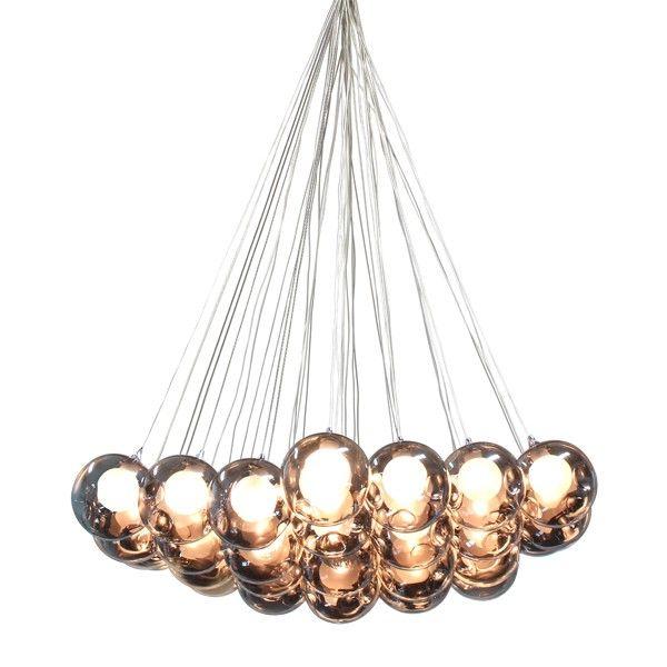 The 25+ best Cluster pendant light ideas on Pinterest Cluster - designer leuchten extravagant overnight odd matter
