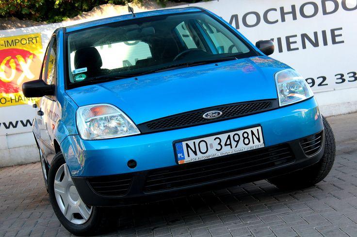 Ford Fiesta MK6 1.3 69KM