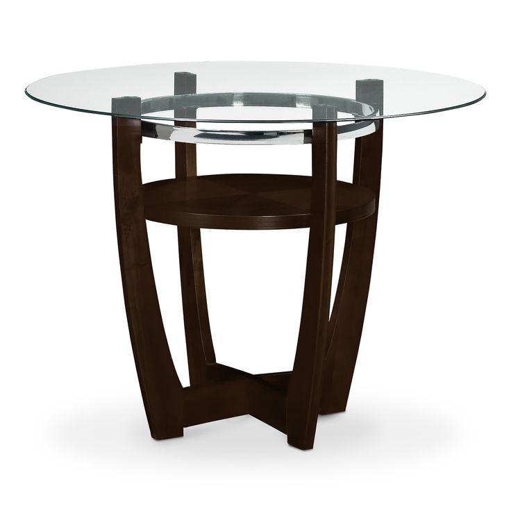 Alcove II Dining Room Counter Height Table