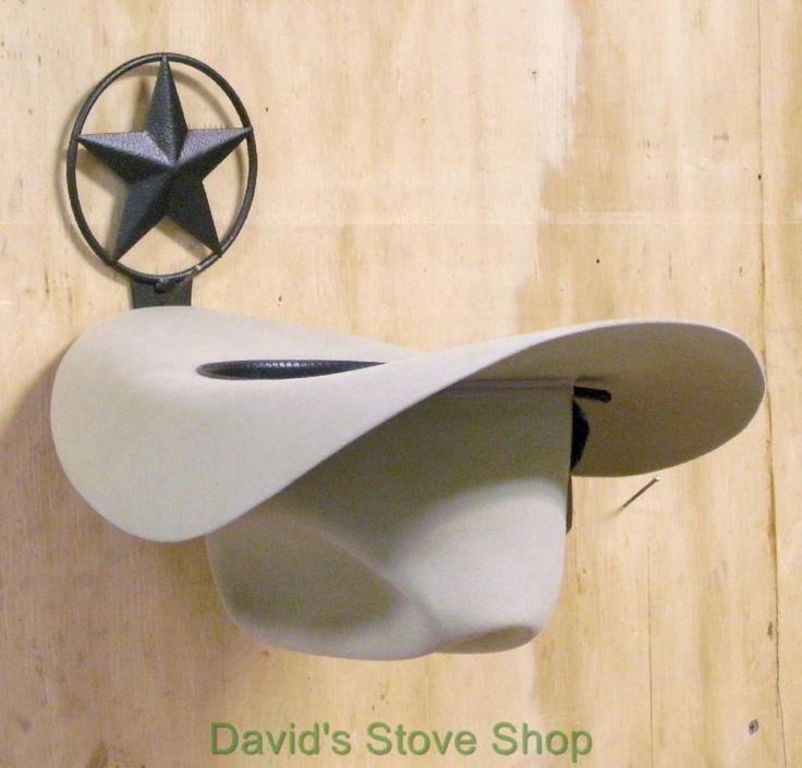 Texas Lone Star Western Country Ranch Decor Cowboy Hat Rack AC109