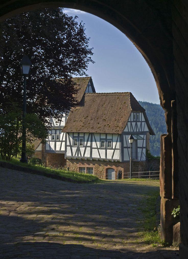 Schloss Hirschhorn, Germany