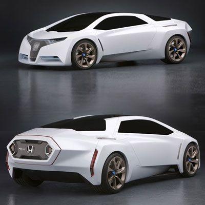 Honda concept car #BobBradyAutoMall