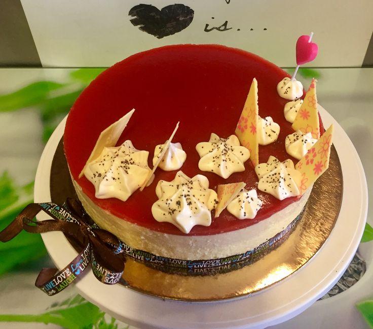 2017/09/10 mákos-szilvás mousse torta