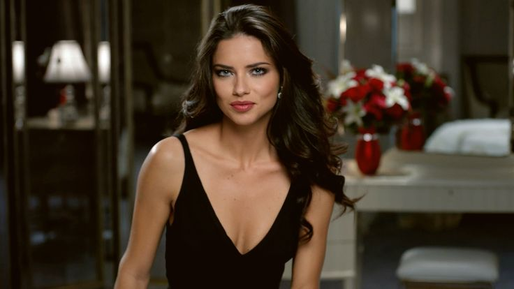 Adriana Lima expecting her second angel with Marko Jaric ...