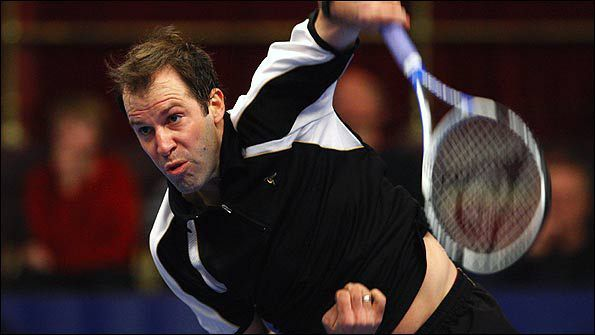 Greg Rusedski Later Years | Greg Rusedski and Tennis  Former British number one Greg Rusedski, who turned professional in 1991, made a name for himself until his retirement on 7 April 2007. Rusedski reached the ATP ranking of World No. 4 for periods from 6 October 1997 to 12 October 1997 and from 25 May 1998 to 21 June 1998 and received the BBC Sports Personality of the Year Award in 1997.