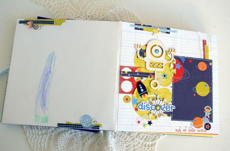 paper inspiration: Отчет со Дня рождения сыночка. Приглашения, альбом, топперы