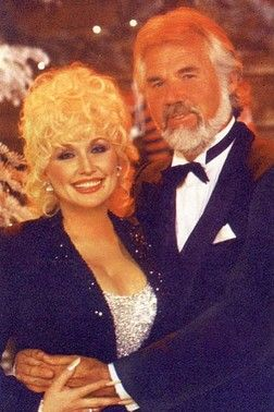 Dolly Parton and Kenny Rogers  The year I fell in love with Country Music and have been loving it ever since