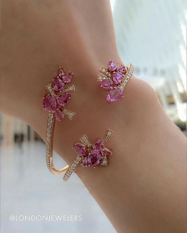 Hueb sapphire bracelet