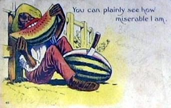 Racial stereotypes in advertising--why the black-people-love-watermelon stereotype is hurtful