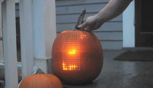 Pin for Later: 22 Ways to Play Tetris in Real Life Pumpkins Source: Imgur user JustASmallTownMinnesotanImgurlLivingInALonelyWorld