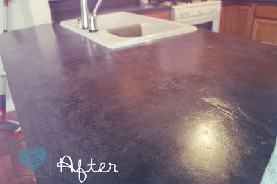 Cover Kitchen Countertops With Concrete