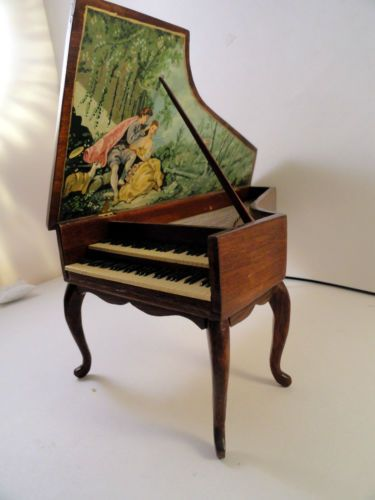 18TH CENTURY FRENCH HARPSICORD~RALPH PARTELO