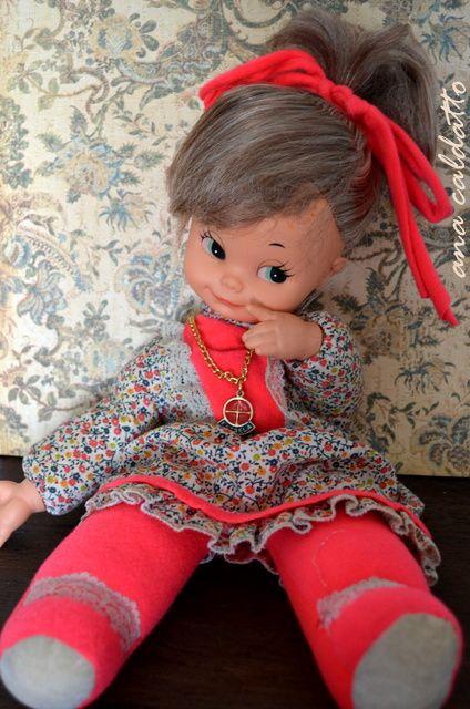 Boneca PEPA da Estrela 1976: Minha Infância, Pepa 1976, Bon Velho, Anos 70 80, 80, Boneca Pepa, Love, Estrela 1976, Anos 7080