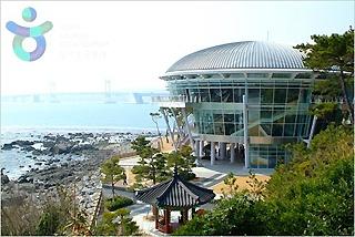 Nurimaru APEC House, Dongbaek-ro, Haeundae-gu, Busan
