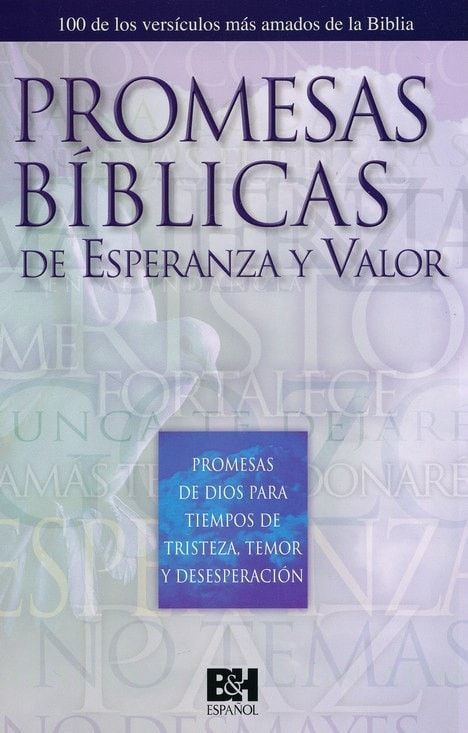Temas de Fe: Promesas Bíblicas de Esperanza y Valor (Themes of Faith Series: Bible Promises of Hope and Courage)