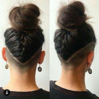 Professioneller, hochwertiger Rasierstift für hinterschnittene Frisuren  #frisu…