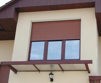Rolladens are like aluminum blinds for the outside of your windows that block out all of the sunlight. They are on almost all of the houses in Germany. Amazing creations!!!