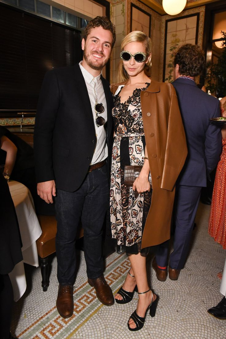 The CFDA/Vogue fashion fund hosts the design challenge cocktail.