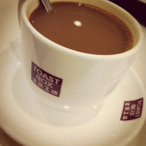 Toast Box Coffee
