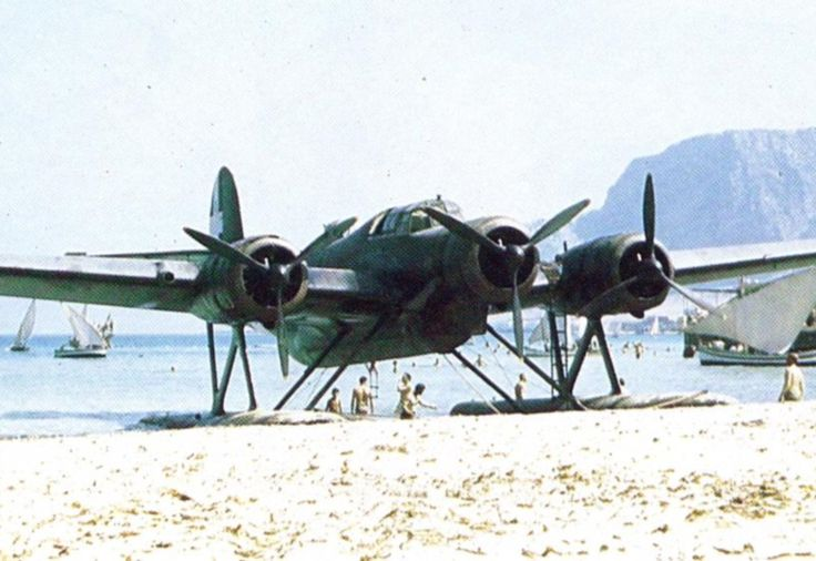 Picture of the CANT Z.506 Airone (Heron)