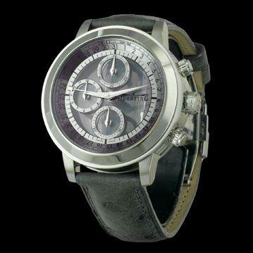 QUINTING - Chronographe Squelette nouveauté du 25/06/2013 montres de luxe cresus occasion http://www.cresus.fr/