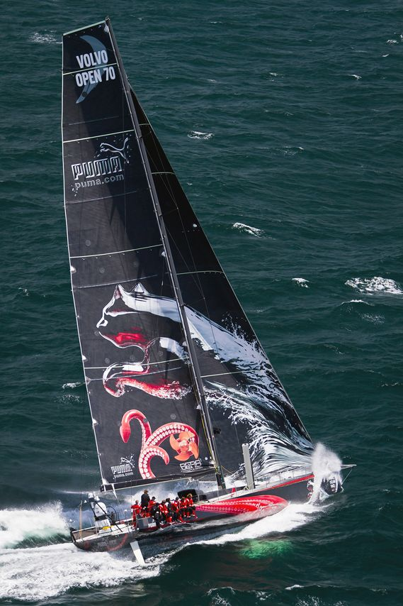 GBH's monster Puma yacht - Creative Review | Voiles et voiliers ...