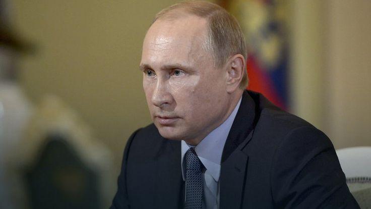 Władimir Putin: pogorszenie relacji z krajami UE to nie jest wina Rosji #Ukraina #kryzys