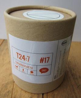 T24:7 #17 Savannen www.teadventskalendern.se