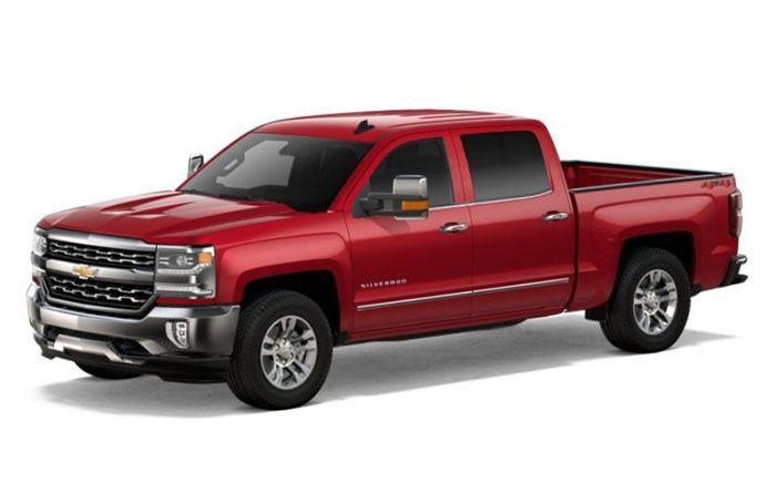 The 2020 Chevrolet Silverado 1500 Spy Shots, Release Date ...