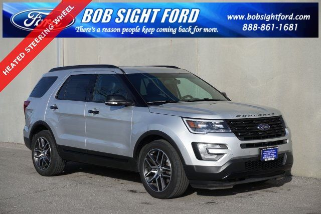 Used 2016 Ford Explorer For Sale | Lees Summit MO