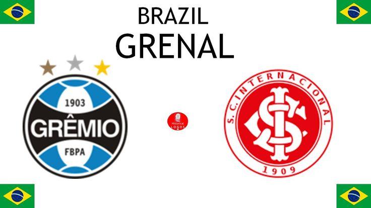 1903 Brazil 1st Grenal Gremio Foot Ball Porto Alegrense