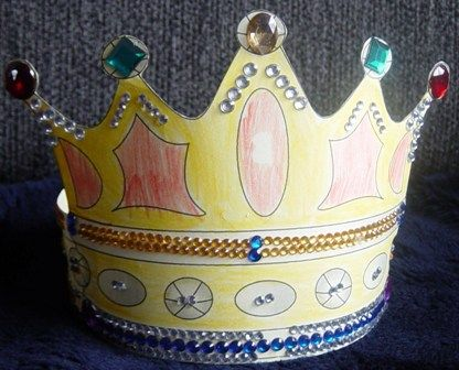 Mattheüs 2: Wijzen uit het oosten. Kroon van de 3 koningen