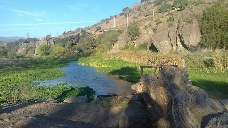 Río Limari ,CHILE