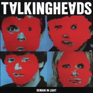 "Remain in Light, Talking Heads - David Byrne said that Remain in Light ""was done in bits and pieces, one instrument at a time."" The result was a New Wave masterpiece powered by contradiction, the combined thrust of a P-Funk dance party, the ancient-to-the-future rhythm hypnosis of Nigerian funkmaster Fela Kuti and the studied adventurousness of the album's producer and Heads co-conspirator, Brian Eno.  Just try not dancing to ""Once in a Lifetime."""