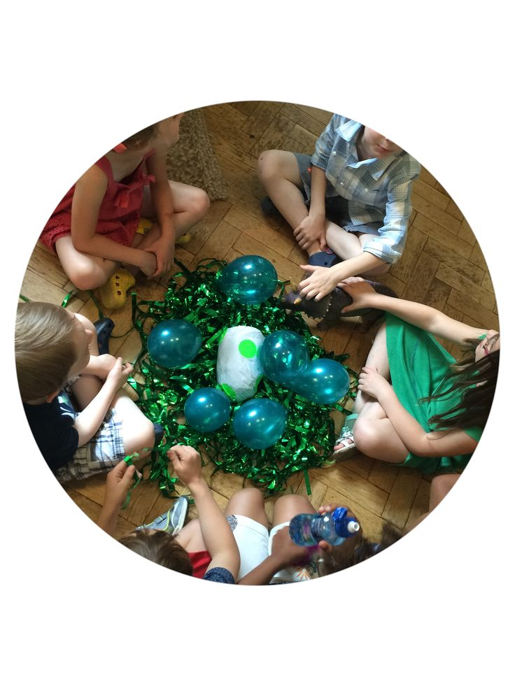 Dinosaur Egg Pass the Parcel Party Game | Kit & Caboodle Parties