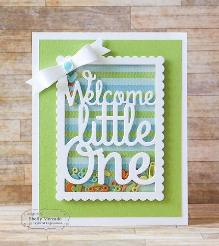 Taylored Expressions Sneak Peek: Welcome Little One and Mama & Me