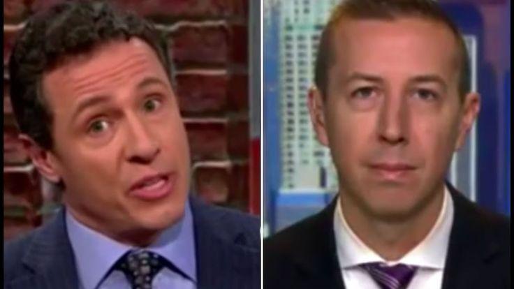 CNN: Chris Cuomo HUMILIATES Trump Surrogate, Gets Final Word About Trump...