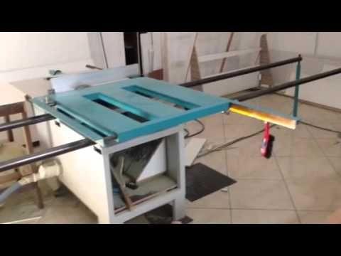 Serra Circular Esquadrejadeira Sm3 Inclinável - Smartmaq - YouTube