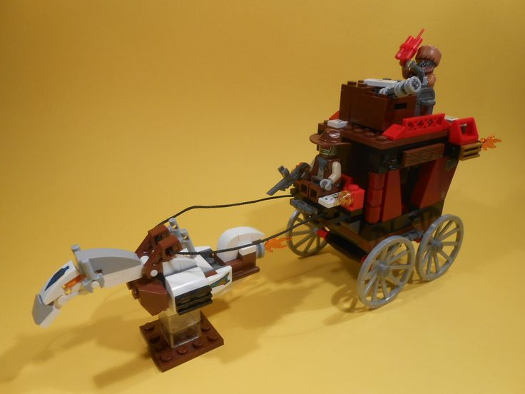 Bricks: SSP Stagecoach, by Zahru II