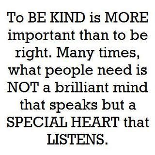 special heart that listens//