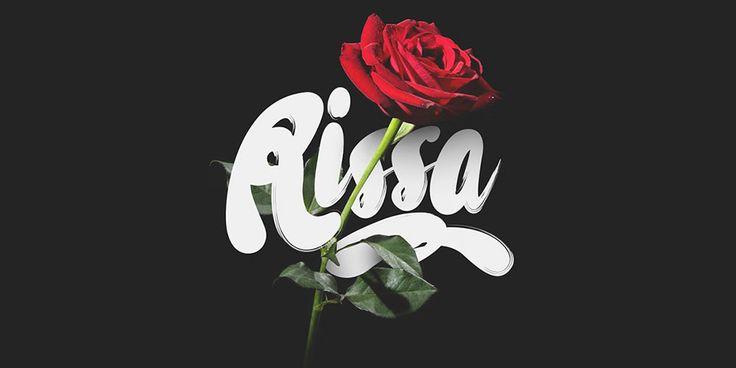 Rissa Free Font